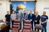 نيابة غزة الأولي  ووحدة الجرائم الالكترونية يؤكدان على سرعة  التعاون الاجرائي فى تعقب الجرائم الالكترونية لتحقيق الاستقرار المجتمعي