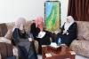 لجنة متابعة شؤون النزيلات تتفقد سجن النساء المركزي