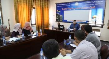 مدير عام النيابة يؤكد على تعزيز جودة الخدمات المقدمة للمواطن الفلسطيني