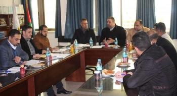 لجنة مناهضة التعذيب الحكومية تناقش مع الصليب الأحمر والهيئة المستقلة خلق بيئة وطنية لمساندة حقوق الانسان