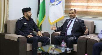 النائب العام يؤكد أن الشرطة الفلسطينية هي اليد الأمينة على المواطن