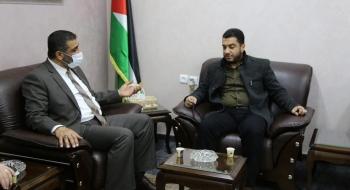 النائب العام  ومدير الأمن الخاص يؤكدان على التواصل الدائم لتعزيز سلامة الإجراءات والانضباط