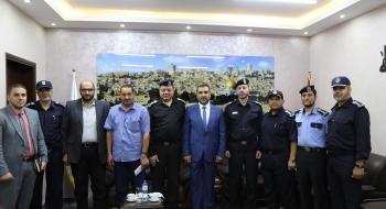 النائب العام ومدير عام الشرطةيؤكدان على تحقيق الأمن وإقامة العدل وتعزيز الحريات