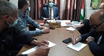 نيابة المحافظة الوسطى الجزئية تعقد لقاء تدريباً عن الضبطية القضائية  لضباط  الدفاع المدني