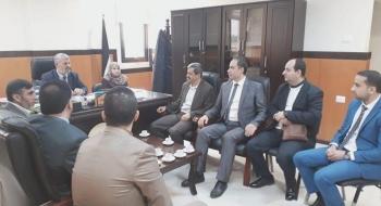 رئيسا نيابة غزة الكلية ومحكمة البداية يؤكدان على تعزيز ضمانات المحاكمة العادلة وسرعة إجراءات التقاضي