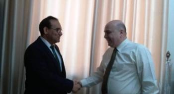 مدير تنفيذ الأحكام والمستشار القانوني لبلدية غزة