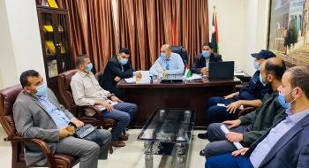 نيابة غزة والمباحث العامة يشددان علي ملاحقة المصنع والبائع والمستخدم للمفرقعات النارية المؤذية
