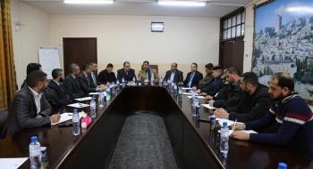 لجنة الرقابة والتفتيش لمناهضة التعذيب تعقد أولى اجتماعاتها في النيابة العامة