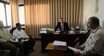 رئيس دعاوى الحكومة يؤكد على تقديم الاستشارات القانونية للوزارات في قضاياها وحماية المال العام.
