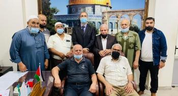 مدير نيابة غزة الثانية/  نؤكد على الشراكة  مع   رجال الإصلاح ورابطة علماء فلسطين لتحقيق الاستقرار المجتمعي والسلم الأهلي