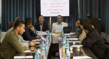لجنة مناهضة التعذيب تطلق سلسلة لقاءات توعوية لجهات انفاذ القانون