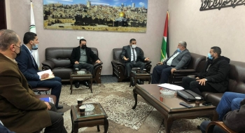 النائب العام يلتقي رئيس وأعضاء اللجنة الرئيسية للأمن والسلامة