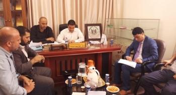 رئيس نيابة شمال غزة يؤكد على عدم توقيف أي شخص الا بقرار النيابة العامة