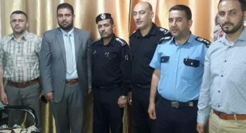 رئيس نيابة خانيونس ومدير شرطة المحافظة يؤكدان على تكامل الأدوار في تعزيز الاستقرار المجتمعي