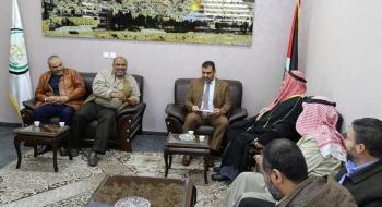 النيابة العامة تؤكد على استمراريتها في استقبال ممثلي العائلات الفلسطينية لتعزيز الأمن والاستقرار المجتمعي