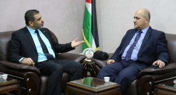 النائب العام ومراقب عام وزارة الداخلية يؤاكدن على حماية المواطن وسلامة الإجراءات
