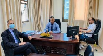 مدير نيابة غزة الثانية : مستمرون بسياسة الباب المفتوح والتي اثمرت برد المظالم وتعزيز ثقة المواطن بنفسه وأجهزة العدالة