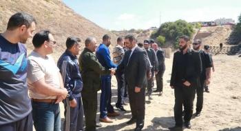 خلال تخريج دورة لأعضاء النيابة على استخدام السلاح النائب العام: نفخر بالمهنية العالية لمديرية التدريب بالشرطة الفلسطينية