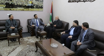النائب العام ووكيل وزارة الداخلية يؤكدان على تأسيس شراكة فاعلة لتعزيز الحكم الرشيد