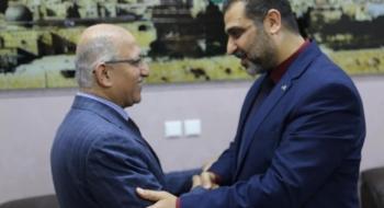 النيابة العامة وبلدية غزة تؤكدان على تطبيق القانون وخدمة المواطنين