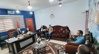 لجنة مكافحة التسول بمحافظة رفح تواصل جهودها للقضاء على الظاهرة والمسيئة لشعبنا الفلسطيني