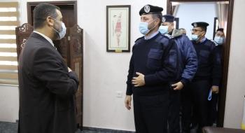 النائب العام يستقبل مدير عام الشرطة لبحث تعزيز الأمن والاستقرار المجتمعي في ظل الظروف الاستثنائية