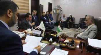 توقيع سند اتفاق والتزام بإحالة الخلاف المالي لعائلة حجي إلي لجنة خبراء