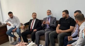 مدير  نيابة غزة الدائرة الثانية يشيد بأداء إدارة مكافحة المخدرات والقبض على كبار المروجين وتجفيف المنابع