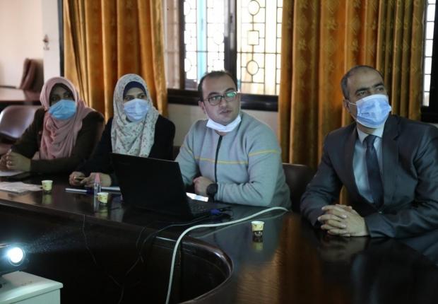 دائرة الحاسوب تختتم سلسلة لقاءات تدريبية لأعضاء وموظفي النيابة العامة على الاستخدام الأمثل لبرنامج المخاطبات الإلكترونية