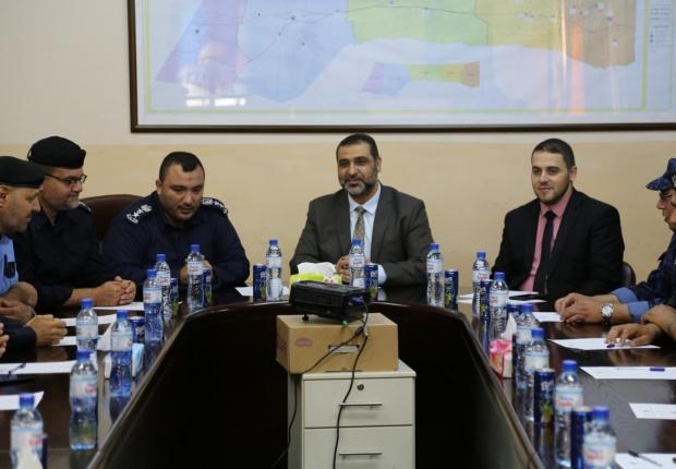 النائب العام وقيادة شرطة محافظة الشمال يؤكدون على تحقيق العدالة والاستقرار المجتمعي