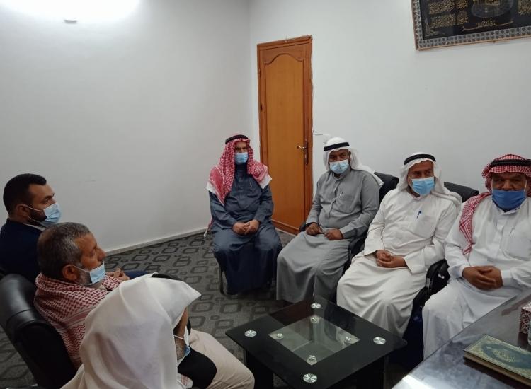مدير نيابة الوسطي /  نؤكد على الشراكة  واسناد رابطة علماء فلسطين ورجال الإصلاح؛ لتحقيق الاستقرار المجتمعي