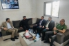 توطيداً للعلاقة بين شركاء العدالة...نيابة غزة الجزئية الأولي تعقد زيارة لقيادة مركز شرطة الزيتون