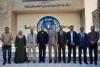 نيابة غزة الجزئية الثانية تجري زيارة تعاونية لدائرة مكافحة الجرائم الإلكترونية في المباحث العامة