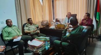 التوافق على إحالة الملفات من النيابة العسكرية للنيابة العامة والتي أحد أطرافها مدني