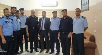نيابة خانيونس تعقد محاضرة قانونية لمفتشي التحقيق بالمراكز الشرطية