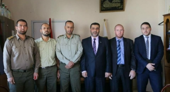 النائب العام: نعزز العلاقة مع منظومة العدالة لنصرة الحق ومحاربة الجريمة