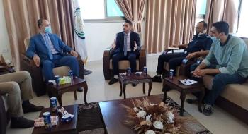لجنة مكافحة التسول بمحافظة غزة تواصل جهودها للقضاء على الظاهرة المقيتة والمسيئة لشعبنا الفلسطيني