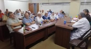 ️ نيابة غزة الجزئية الثانية تعقدُ لقاءاً تثقيفياً لرجال الإصلاح