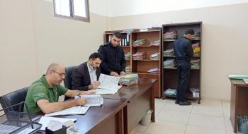 نيابة تنفيذ الأحكام تجري زيارة تفتيشية لمركز إصلاح وتأهيل أصداء