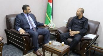 النائب العام ورئيس هيئة القضاء العسكري يؤكدان على استقلالية منظومة العدالة وترسيخ سيادة القانون