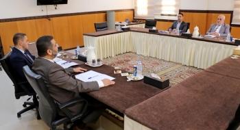 النائب العام يلتقي رئيس المجلس الأعلى للقضاء، لبحث تعزيز وتطوير العلاقة التكاملية بين القضاء والنيابة العامة