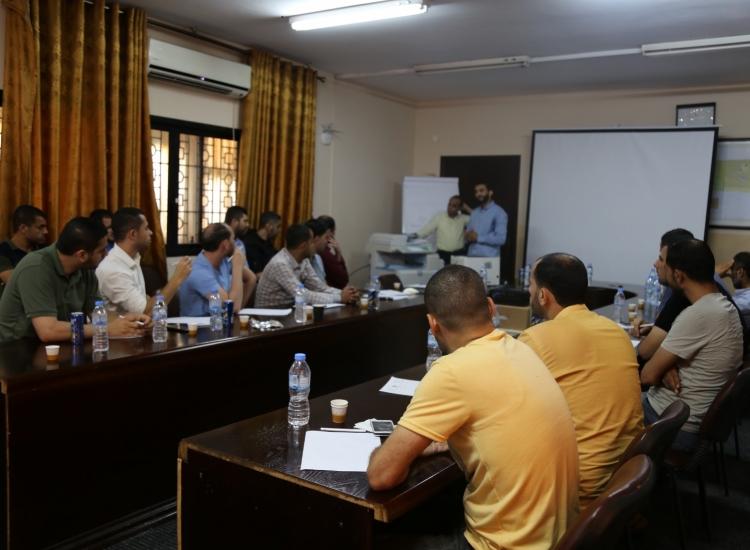 لجنة التدريب العليا بالنيابة العامة تُطلق دورة تدريبية لموظفيها عن صيانة الحاسب الآلي والمعدات المكتبية