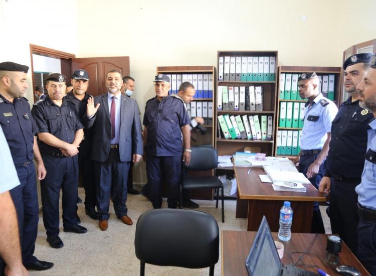 النائب العام ومدير شرطة المحافظة يؤكدان على النهوض والارتقاء بمكاتب التحقيق، وترسيخ العدالة الناجزة